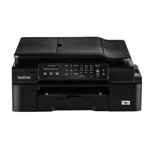 兄弟MFC-J200无线wifi彩色打印机复印扫描仪无线打印机手机打印学生作业打印网课打印机一体机复印机孩子打印